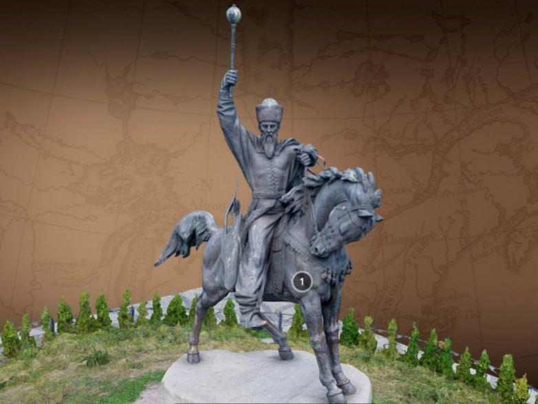 Пам'ятник Петру Сагайдачному (м.Київ)