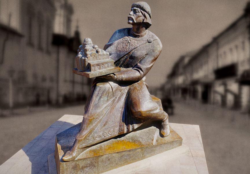 Пам'ятник Ярославу Мудрому (м.Київ)