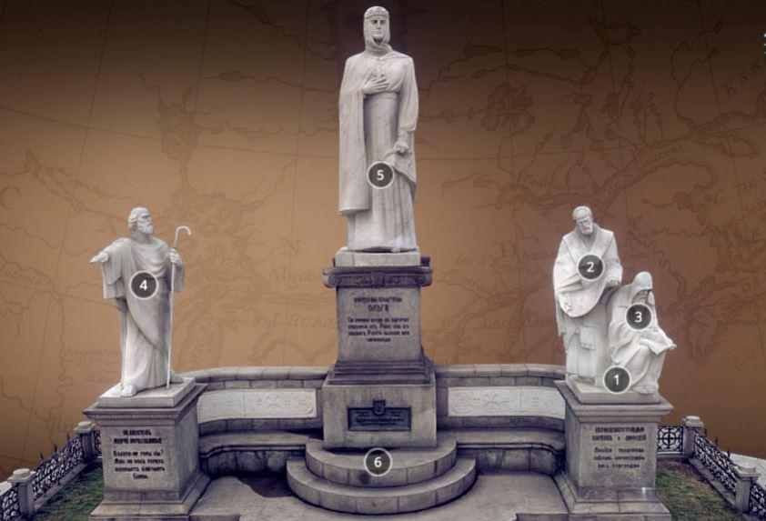 Пам'ятник княгині Ользі (м.Київ)